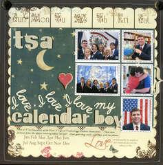 Calendar Boy