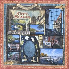 City Scapes:  Boston