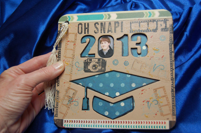 """Oh Snap"" Jake's Graduation Album"