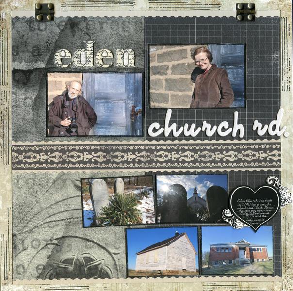 Eden Church Rd.