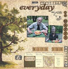 Everyday is Happy