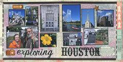 Exploring Houston