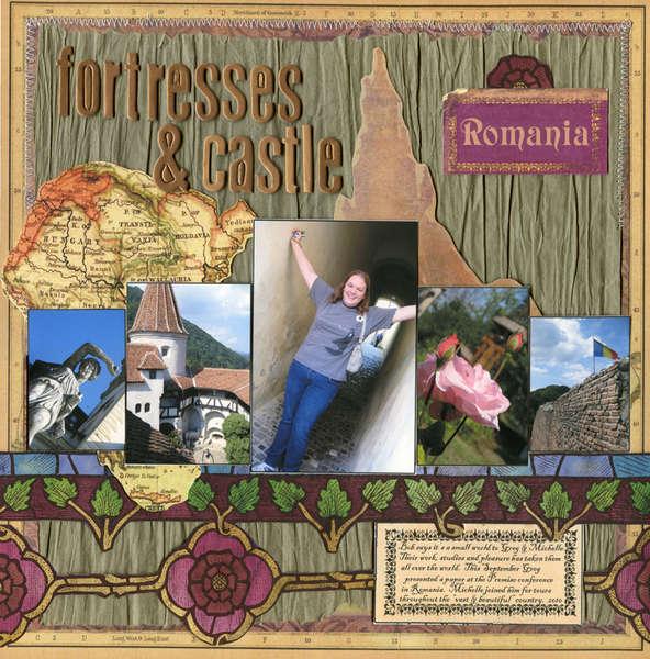 Fortresses & Castles (Romania)