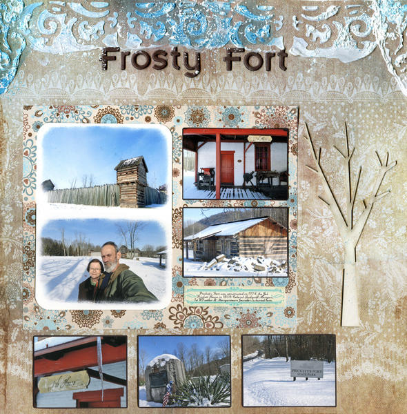 Frosty Fort