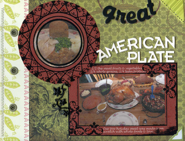 Great American Plate