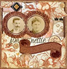 Jim & Nettie