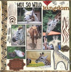 Not So Wild Kingdom