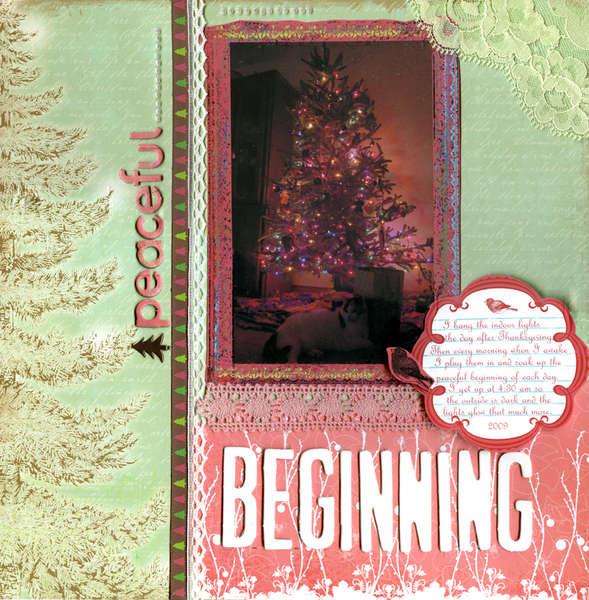 Peaceful Beginning