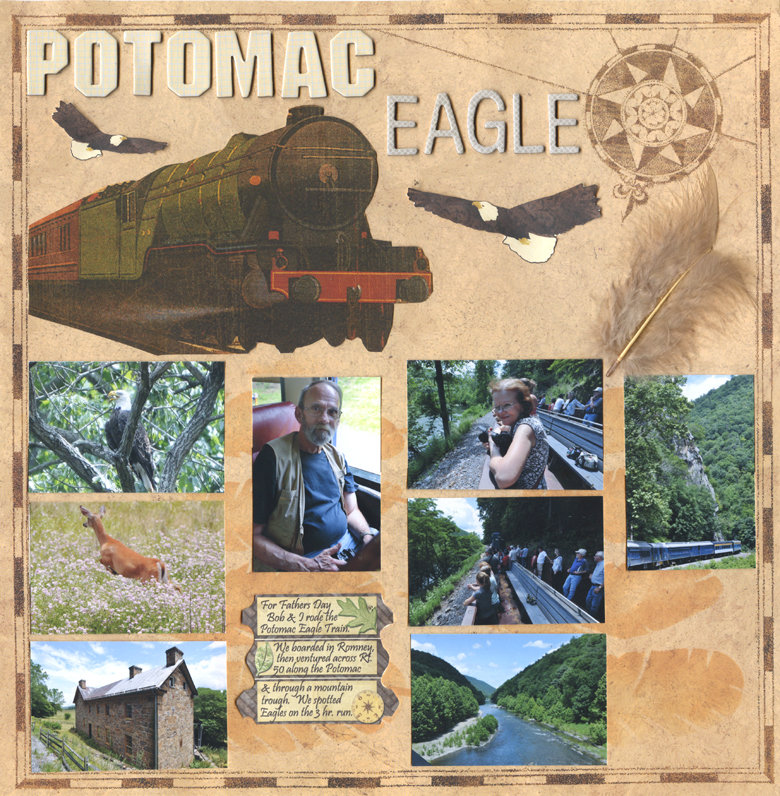 Potomac Eagle