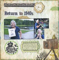 Return to 1940s