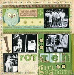 Rotten Girl Scouts
