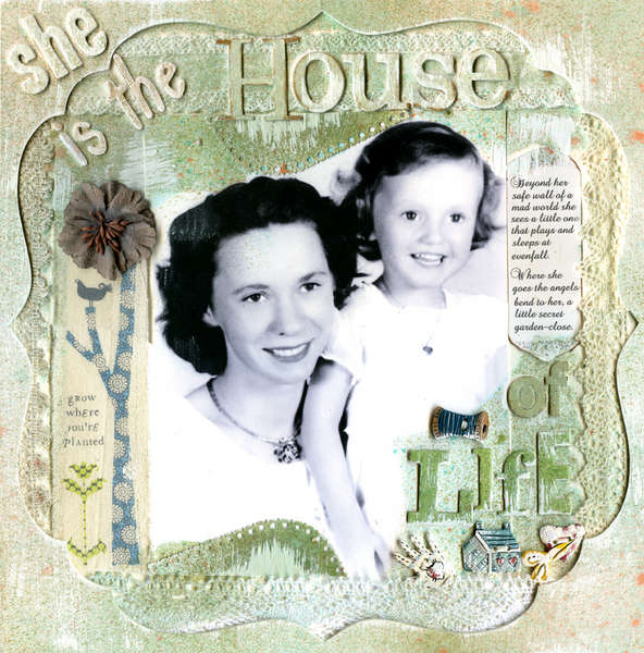 She is the House of Life