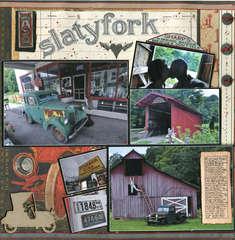 Slatyfork