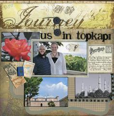 Us in Topkapi