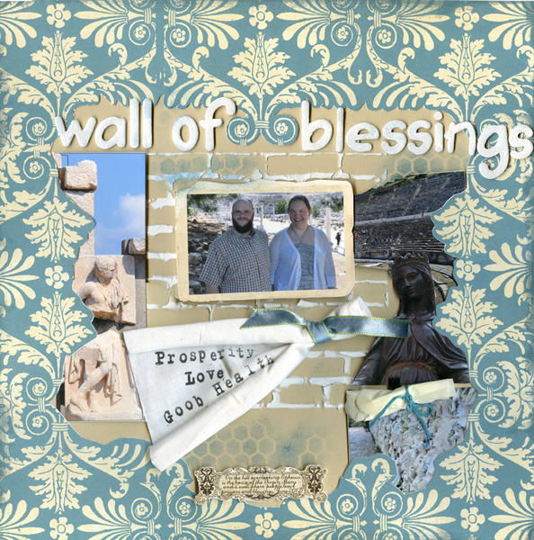 Wall of Blessings