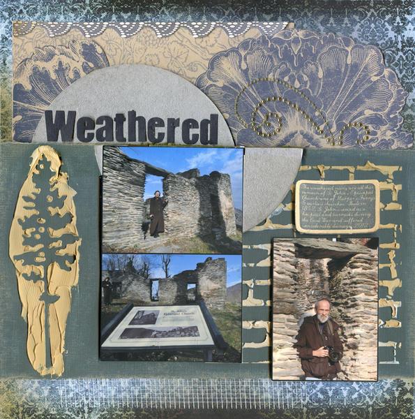 Weathered