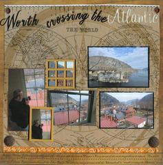 Worth Crossing the Atlantic