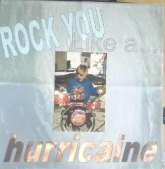 Rock U like a hurricane