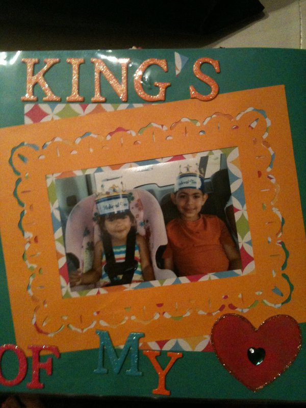 King's of my heart