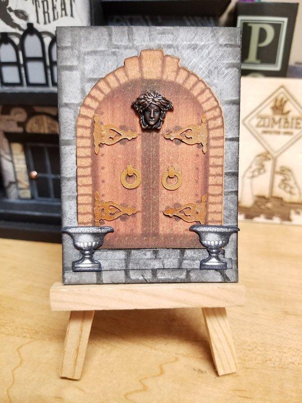 The Regal Doorway