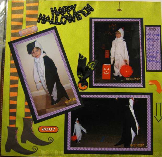 Halloween 2007...The Penguin Sanction  pg1