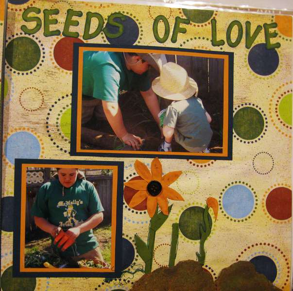 Sowing the seeds of love...(page 2)