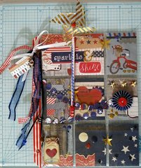 Red, White, & Blue PocketLetter for Bishsticks!