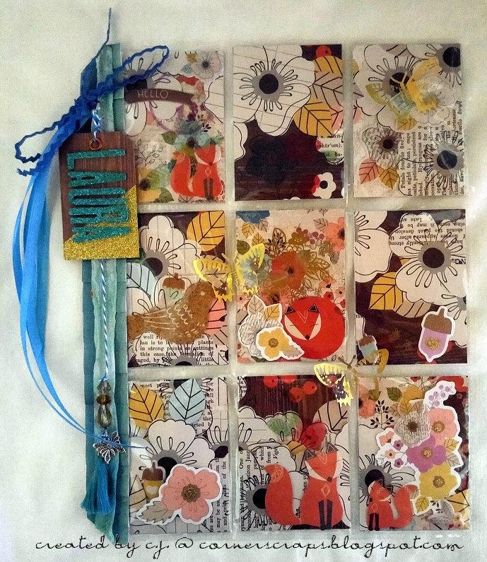 Pocketletter for Laura!