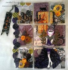 Halloween PocketLetter for Jess