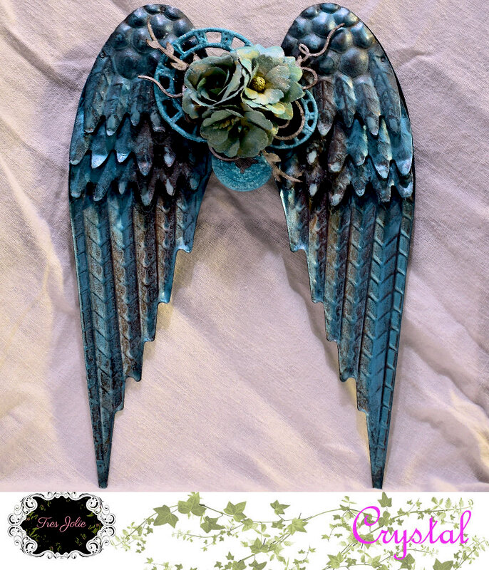 Altered Wings *Tres Jolie Kit Club*