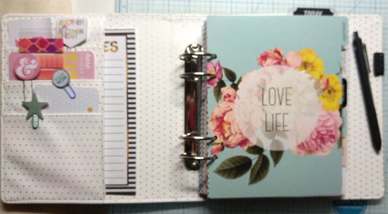 Planning on Memory Planning in my Planner!