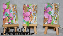 World Tiger Day ATCs