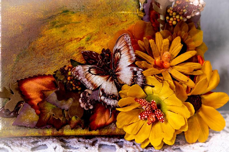 Autumn Fairy (ReneaBouquet October Canvas Swap)