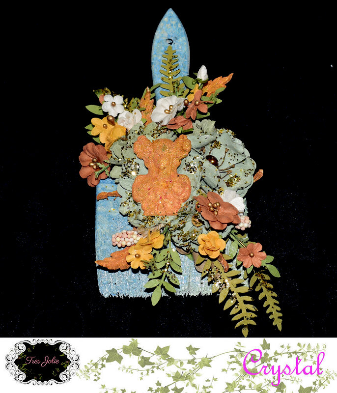 Altered Paintbrush *Tres Jolie Kit Club*