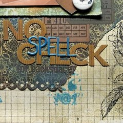 No Spellcheck