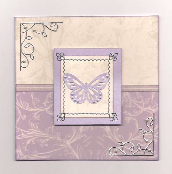 AG Lilac Buttrefly