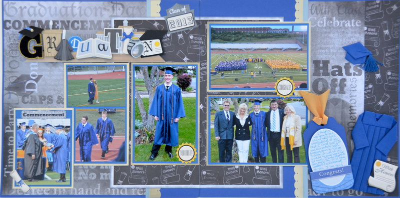 Graduation Day 2013 *Karen Foster*