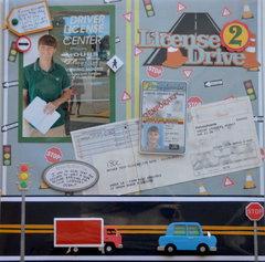 License 2 Drive