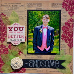 Handsome Junior Prom *My Mind's Eye Lost and Found 2*