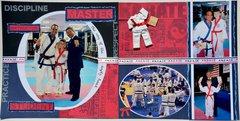 Karate Red Belt *Karen Foster Karate*