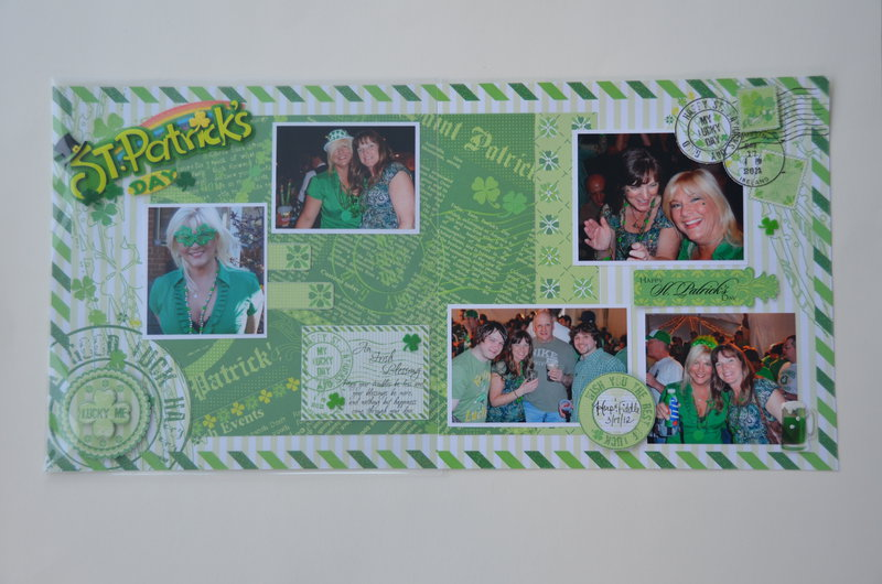 St. Patrick's Day 2012 *Best Creation St. Patrick*