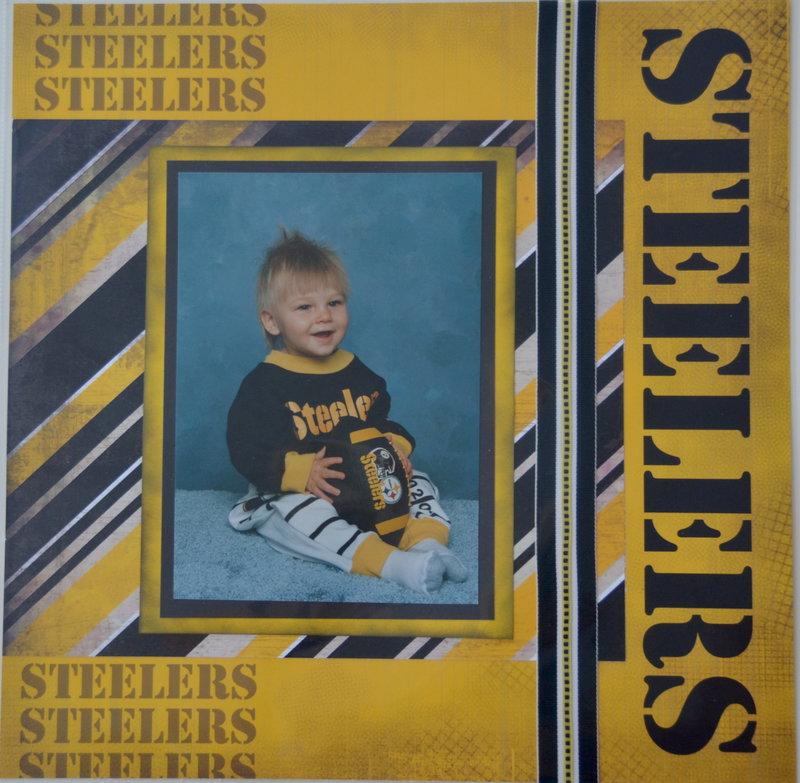 Steelers Baby