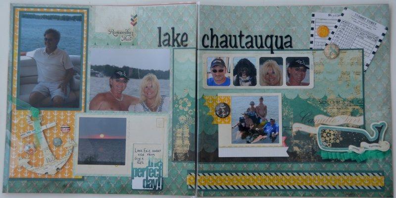 Lake Chautauqua *Glitz Design Uncharted Waters*