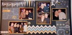 New Year 2012 *Teresa Collins Memorabilia*