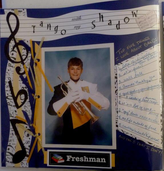 Band Individual 9th Grade
