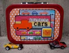 Altered Tin - Boys Car Carrier