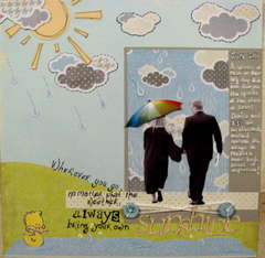 Bring your own sunshine - Whimsical style