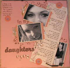 February Lyrics Challenge - Martina McBride's in my daughters' eyes