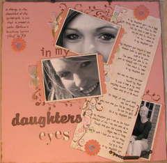 February Lyrics Challenge - Martina McBride's in my daughters' eyes