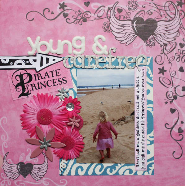 Young & Carefree *Rusty Pickle*